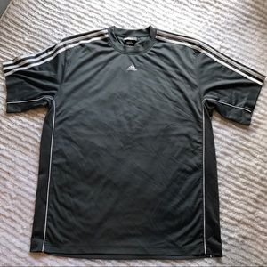 ADIDAS 360 CLIMACOOL PERFORMANCE TEE SIZE L